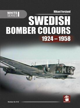 Swedish Bomber Colours 1924-1958