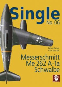 Single No. 06: Messerschmitt Me 262 A-1a Schwalbe