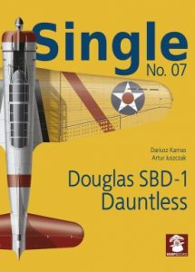 Single No. 07: Douglas SBD-1 Dauntless