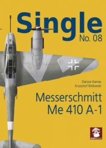 Single No. 08: Messerschmitt Me 410 A-1/U4