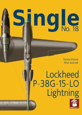 Single No. 18: Lockhed P-38G-15-LO Lightning
