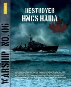 Destroyer HMCS Haida