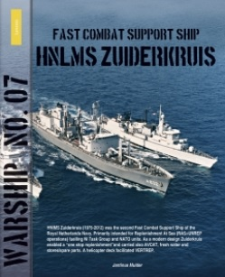 Fast Combat Support Ship HNLMS Zuiderkruis