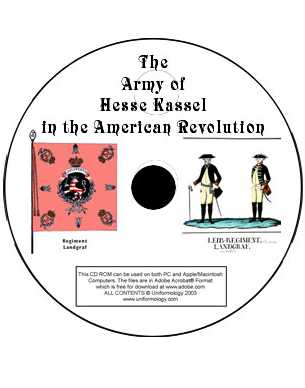 The Army of Hesse Kassel in the American Revolution