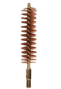 Bronze Bore Brush - 10/32 thread - .75 cal
