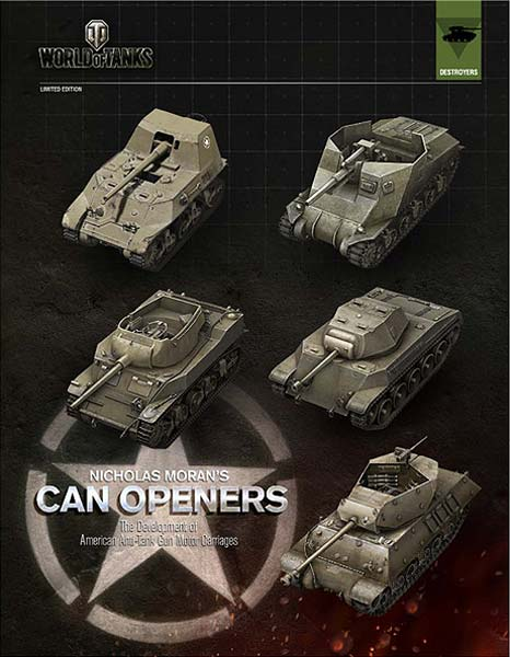Can Openers - the Development of American Anti-Tank Gun Motor Carriages