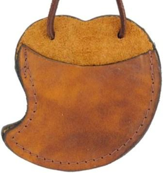 Leather Sheath for Universal Pistol Capper by Tedd Cash