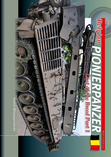 Belgian Pionierpanzer - Last of the Breed Part 1