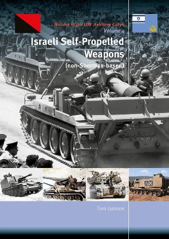 Israeli Self-Propelled Weapons (non-Sherman based)