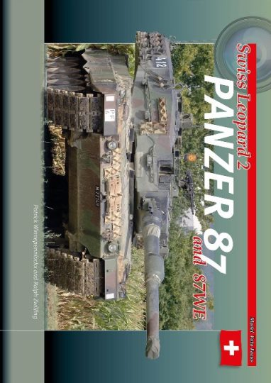 Swiss Leopard 2 - Panzer 87 and 87WE