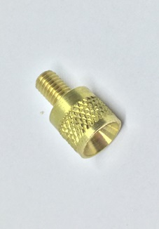 Conical Bullet Seating Attachment - 8/32 thread