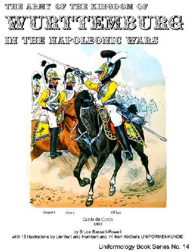 The Army of Wurttemburg in the Napoleonic Wars
