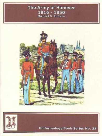 The Army of Hannover 1816-1850