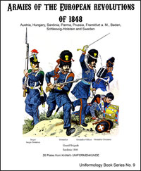 Armies of the European Revolutions of 1848